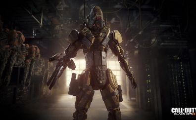 Call of Duty: Black Ops III game, robot