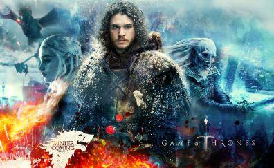 Game of Thrones, artwork