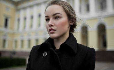Julia Tavrina, model, girl