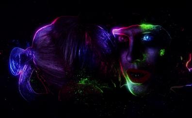 Joker & Harley Quinn artwork