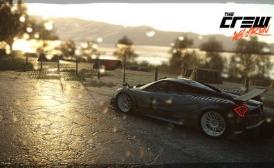 Video game, The Crew, Racing car