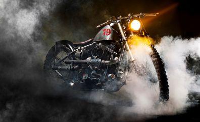 Boneshaker motorcycle