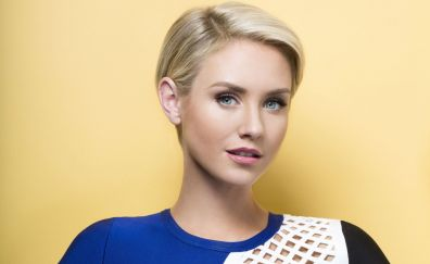 Nicky whelan, model, blonde, face