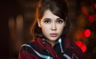 Ekaterina ermakova, a beautiful girl model