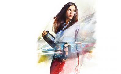 Nina dobrev as becky in xxx return of xander cage movie