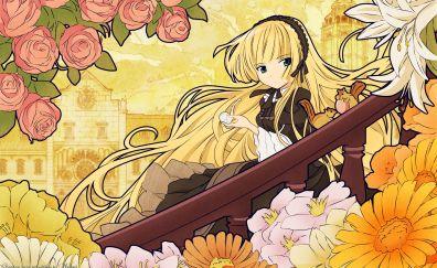 Avril Bradley, Gosick, anime girl