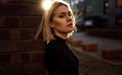 Katharina, blonde model