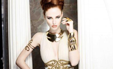 Alyssa Campanella, model