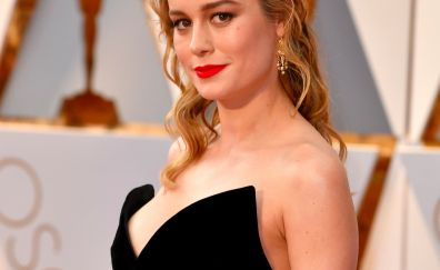 Brie Larson, American Actress, Oscars 2017