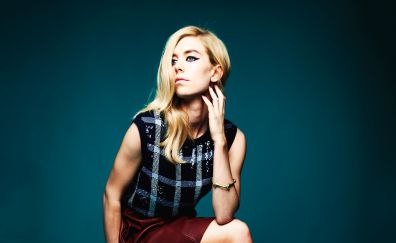 Blond Celebrity, actress, Vanessa Kirby