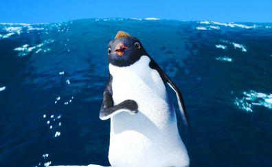 Happy Feet Two, 2011 movie, penguin, animated movie