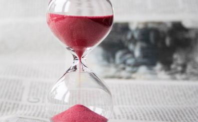Red Sand of Hourglass
