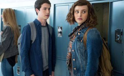 13 reasons why, TV show, Katherine & Dylan
