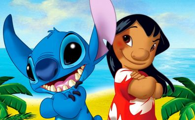 Lilo and stitch tv series, cartoon