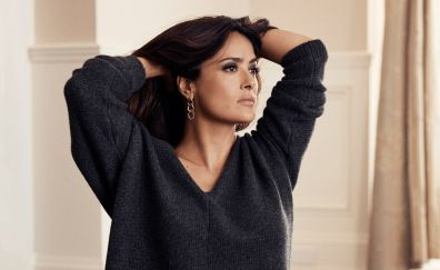 Salma Hayek, celebrity, actress
