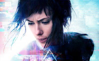 Ghost in the shell movie Scarlett Johansson
