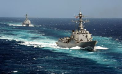 Navy ships of us army