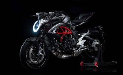 2017 MV Agusta Brutale 800 bike, 4k