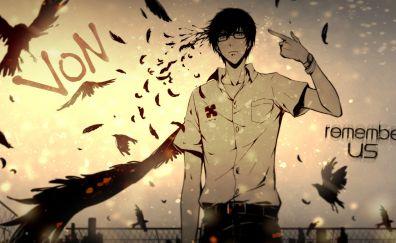 Nine of zankyou no terror anime