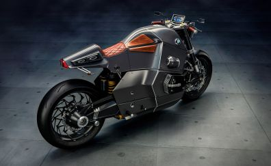BMW urban racer future bike