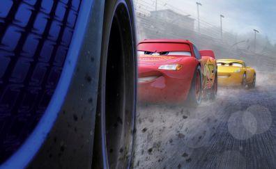 Cars 3, movie, race,  5k, 2017 animation movie