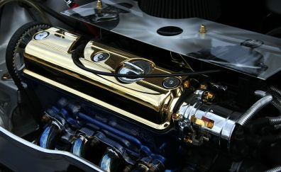 Tuning engine, car