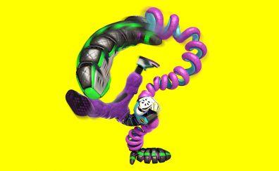 Kid cobra, arms, video game, jump