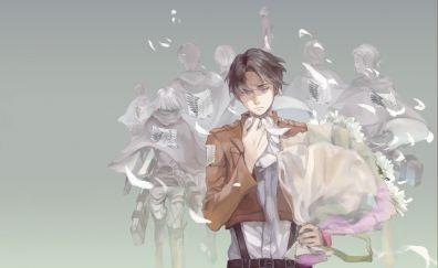 Levi Ackerman, anime boy