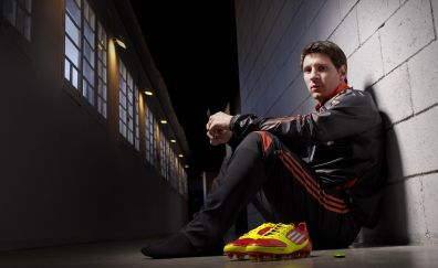 Football player, Lionel Messi