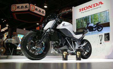 Honda motorcycle 2017