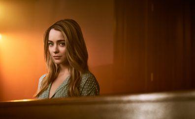 Hannah Kasulka in the exorcist tv series