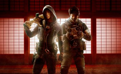 Tom clancys rainbow six siege operation red crow operators game
