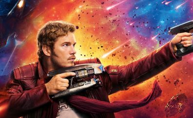 Guardians of the galaxy vol, 2, star lord, movie