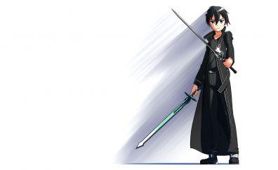 Kirigaya Kazuto, anime boy