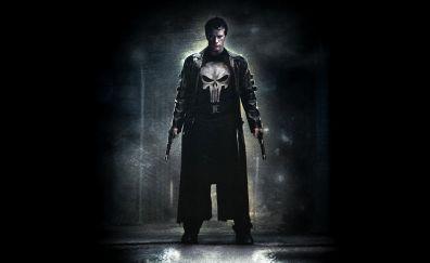 The Punisher, Thomas Jane, 2004 movie, dark