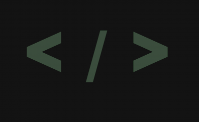 Web development, minimal