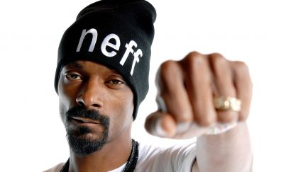Snoop Dogg, American Rapper, celebrity