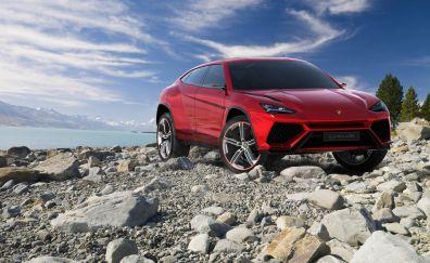 Lamborghini Urus SUV crossover