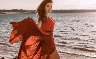 Anna Bell, girl model