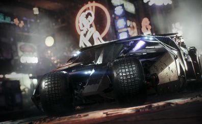 Batman tumbler batmobile
