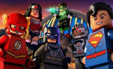 Lego movie, dc comics, justice league, superhero
