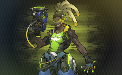 Lucio, overwatch gaming