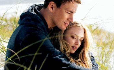 Channing Tatum, Amanda Seyfried, Dear John movie