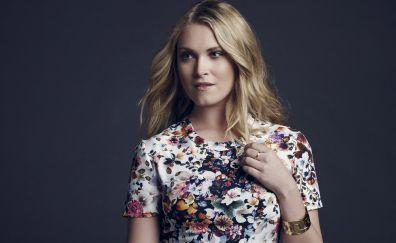 Eliza Taylor, blonde, Australian celebrity