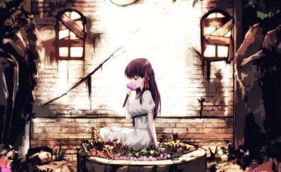 Sakura Matou, TYPE-MOON, anime girl