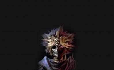 Yu-Gi-Oh, anime, dark