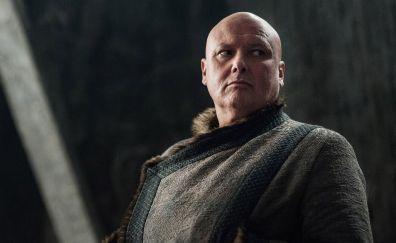 Varys, Game of thrones, season 7, TV Show, 4k