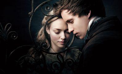 Les Misérables movie, Amanda Seyfried, Eddie Redmayne