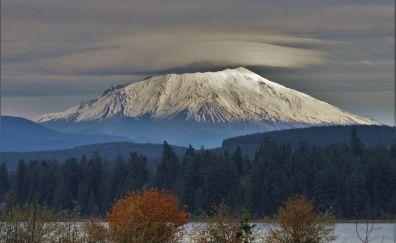 Mount Saint Helens mountains