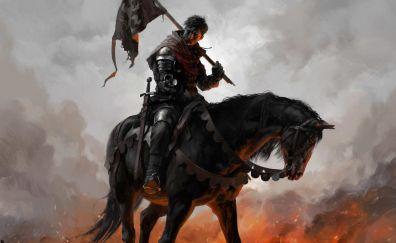 Kingdom Come: Deliverance, 2017 game, horse